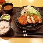 48937072 - 2016 「知床どり」若鶏かつ定食