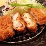 48937074 - 2016 「知床どり」若鶏かつ定食