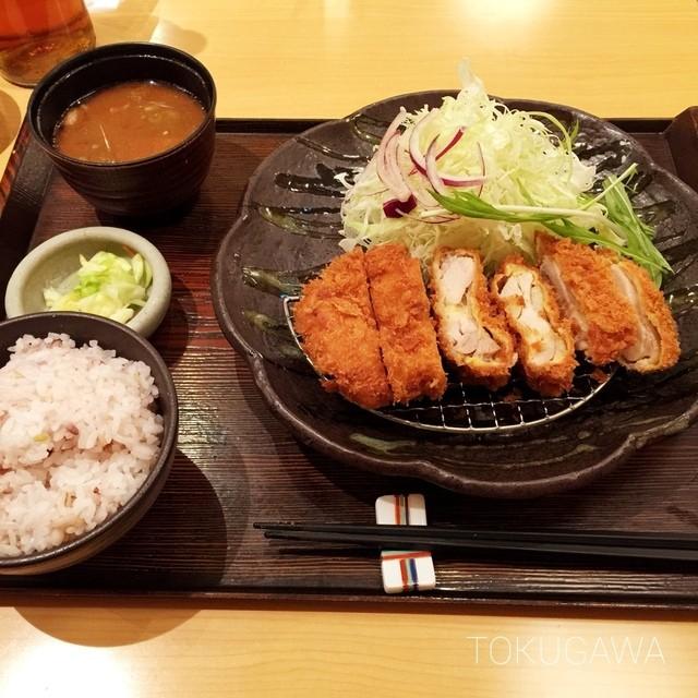 マ・メゾン SUNAMO店 - 2016 「知床どり」若鶏かつ定食