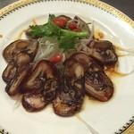 鮮藍坊 - 豚足の冷菜@650円(税別)
