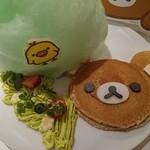 HARAJUKU BOX CAFE&SPACE - リラックマパンケーキ ~はちみつの森~