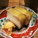 そば切り 蔦屋 - 鯖寿司