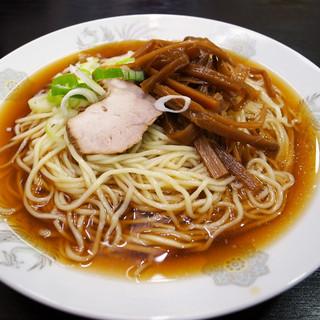 志のぶ本店 - 料理写真:冷やし中華