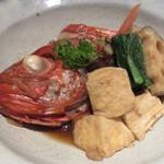 和楽惣 - 金目鯛の煮付け2