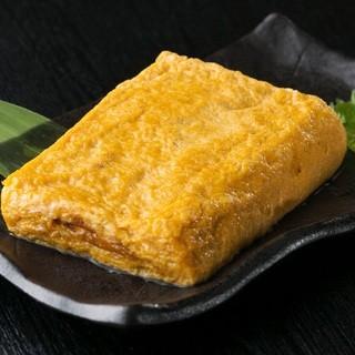 京都丹波産「卵どすえ」を使用した卵料理。卵のコクを存分に