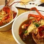 鐵 - 伊勢海老のスープ(dinner)