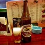 48944407 - 瓶ビール(大瓶・550円)