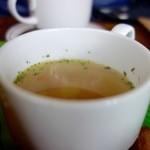 ペペキッチン - TODAY'S LUNCH・スープ