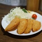 しゃけ小島 - 鮭フライ