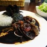 洋食屋クドー - シーフードカレー