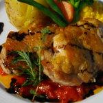 洋食屋ZEN - 料理写真:岩手あべ鶏のイタリエンヌ