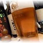 食堂ぱんち 松吾郎 - えびすビール