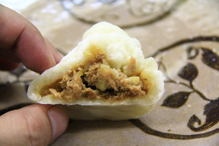 長江 - 醤油豚饅