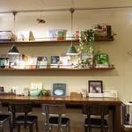 ブラックウェル コーヒー - 店内