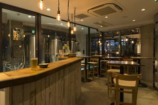 ワイワイジーブルワリー&ビアキッチン - 1階 Beer Bar