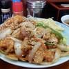 南京路 - 料理写真:「鶏肉みそゴマ炒め定食」