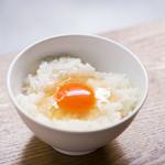 麺69 チキンヒーロー - TKG(玉子かけごはん)
