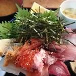 48953458 - 北海道丼ランチ