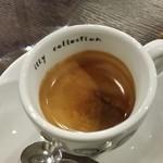 イタリア料理 LEGAMENTO - 【H28.3.21】エスプレッソ。