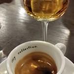 イタリア料理 LEGAMENTO - 【H28.3.21】エスプレッソ&グラッパ。