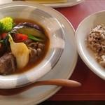 風の村 パン・野菜レストラン 食祭 -