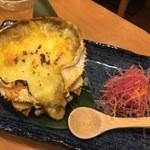 48955943 - ズワイガニ味噌入り甲羅のチーズ焼き