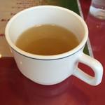 グリルキッチン せんごく - オニオンスープ