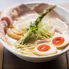 Menchikinhiro - 料理写真:鶏極濃(味玉 & チャーシュープラス)