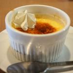 ハングリー - デザートに、クリームブリュレ