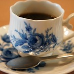 ハングリー - セットドリンクはホットコーヒーです