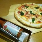 ココス - マルゲリータピザ。
