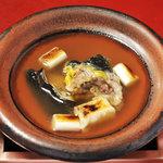 京料理 本家たん熊 - 料理写真:たん熊本家名物 すっぽん鍋