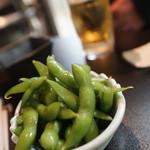 立呑みパラダイス - 枝豆