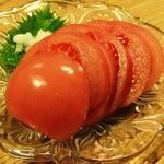 ひろせ - 冷やしトマト(350円)