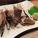 ひろせ - イカゲソ焼き(450円)