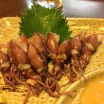 いま井 - ホタルイカ酢味噌