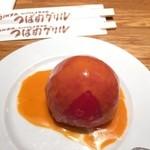 48968358 - トマトのファルシサラダ