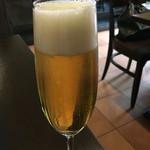 イタリア料理ゴローゾテツ - ランチビール300円