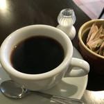 イタリア料理ゴローゾテツ - コーヒー