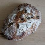 ベーカリー&レストラン 沢村 - くらかけ豆のパン 240円