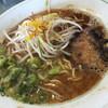 ちゅるるちゅーら ラーメン研究所 - 料理写真:魚介豚骨ラーメン