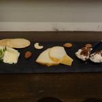 フェルミエ - チーズ 3種