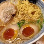 48971243 - 麺&チャーシューレイズ