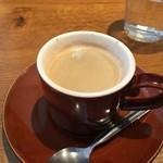 ブロシェット - コーヒー
