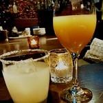 Baiton - ソルティドッグ&マンゴージュース
