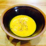 Node - 料理写真:Bランチ ¥850 のスープ