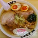 麺屋 ようすけ - ラーメン\580+煮卵\100(外税)