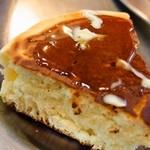 ダイヤ - ホットケーキ(マーガリンとハチミツをたっぷり)