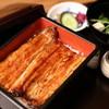 鰻・季節料理 明 - 料理写真:うな重(上)3,980円