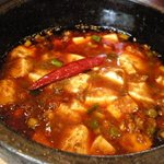 四龍 - 石焼麻婆豆腐